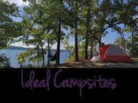 Ideal Campsites