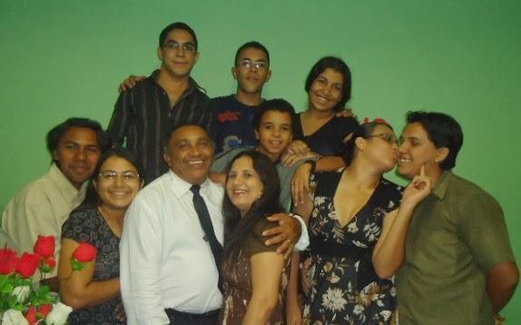 MINHA FAMILIA FOTOS COM OS GENROS