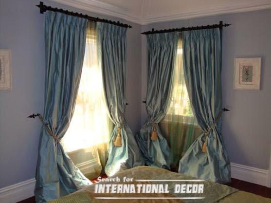 bedroom curtains,window treatments,bedroom curtain ideas