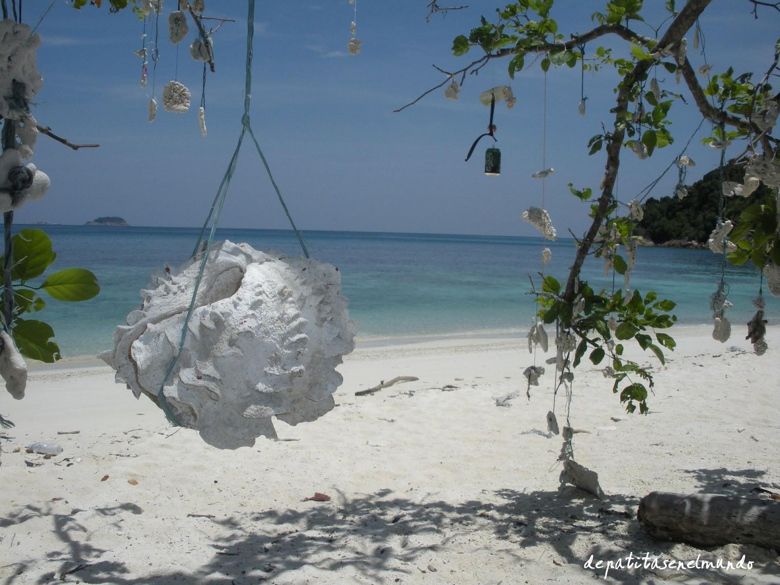 Romantic Beach en Islas Perhentian