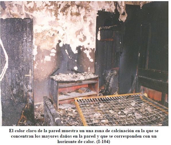 investigacion incendio: