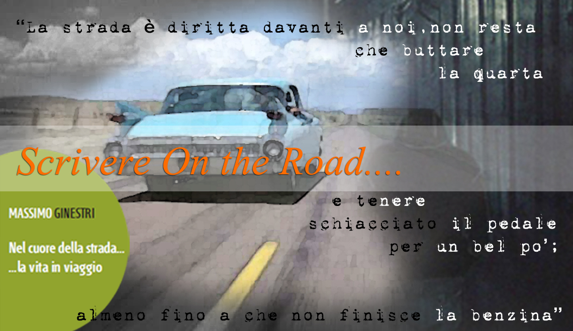 Scrivere on the road