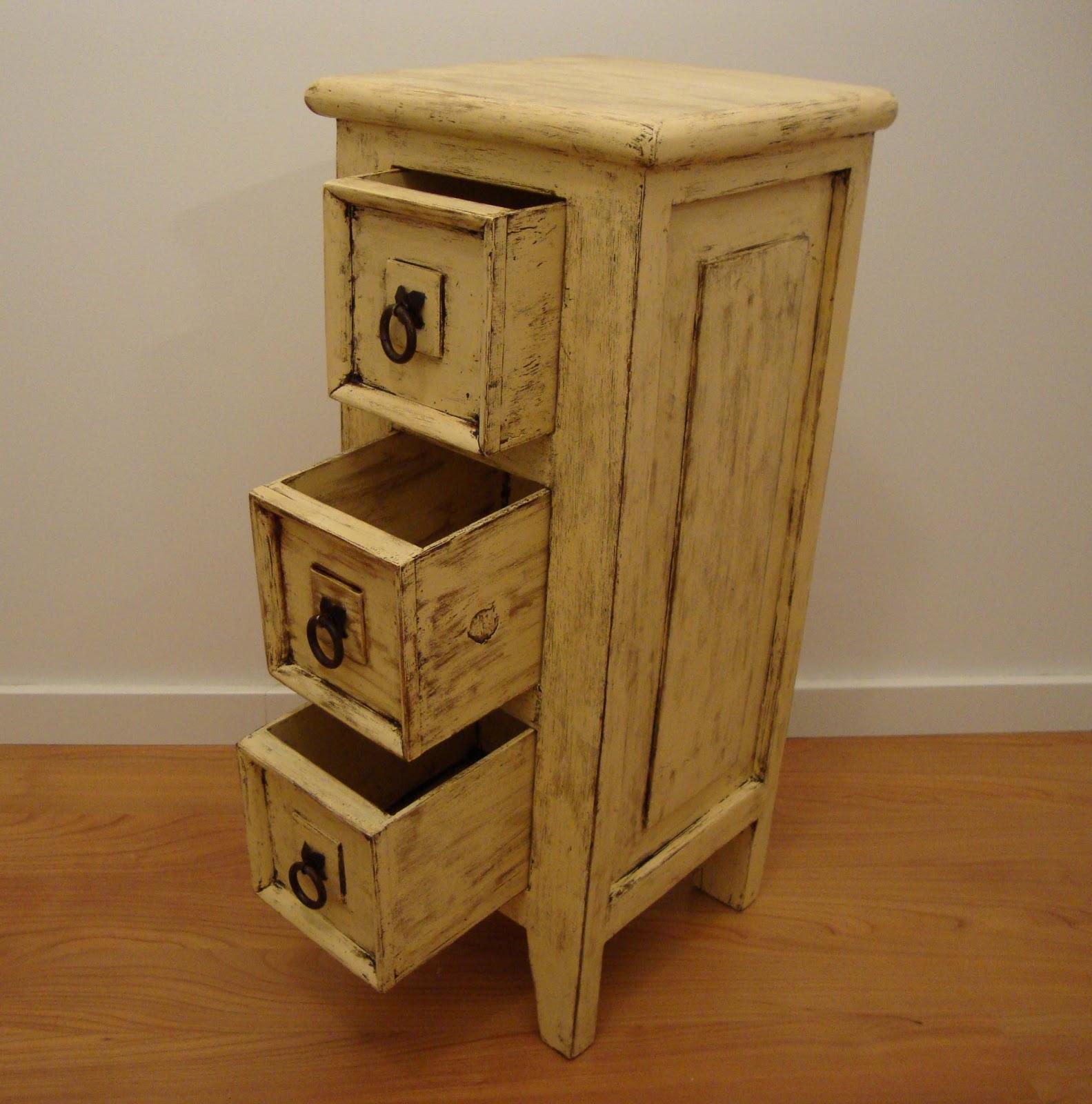 Renovarte muebles mesilla de noche - Muebles de noche ...