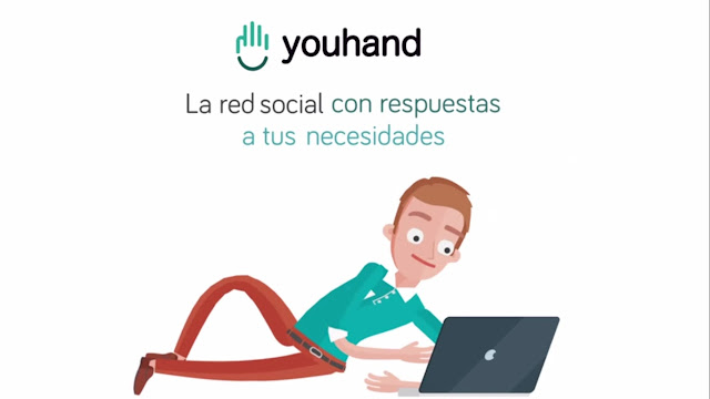 Nueva red social Youhand
