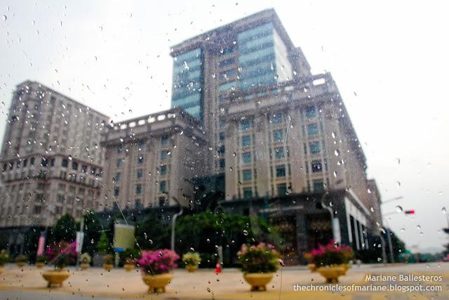 Putrajaya architecture