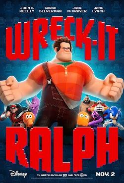 Rap Phờ Đập Phá - Wreck-it Ralph (2012) Poster