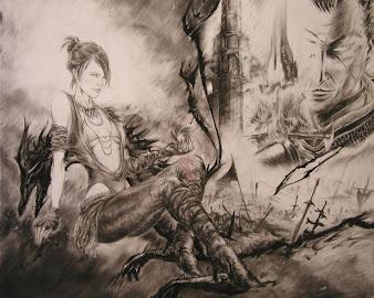 #26 Dragon Age Wallpaper