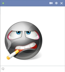 Smoking Emoticon