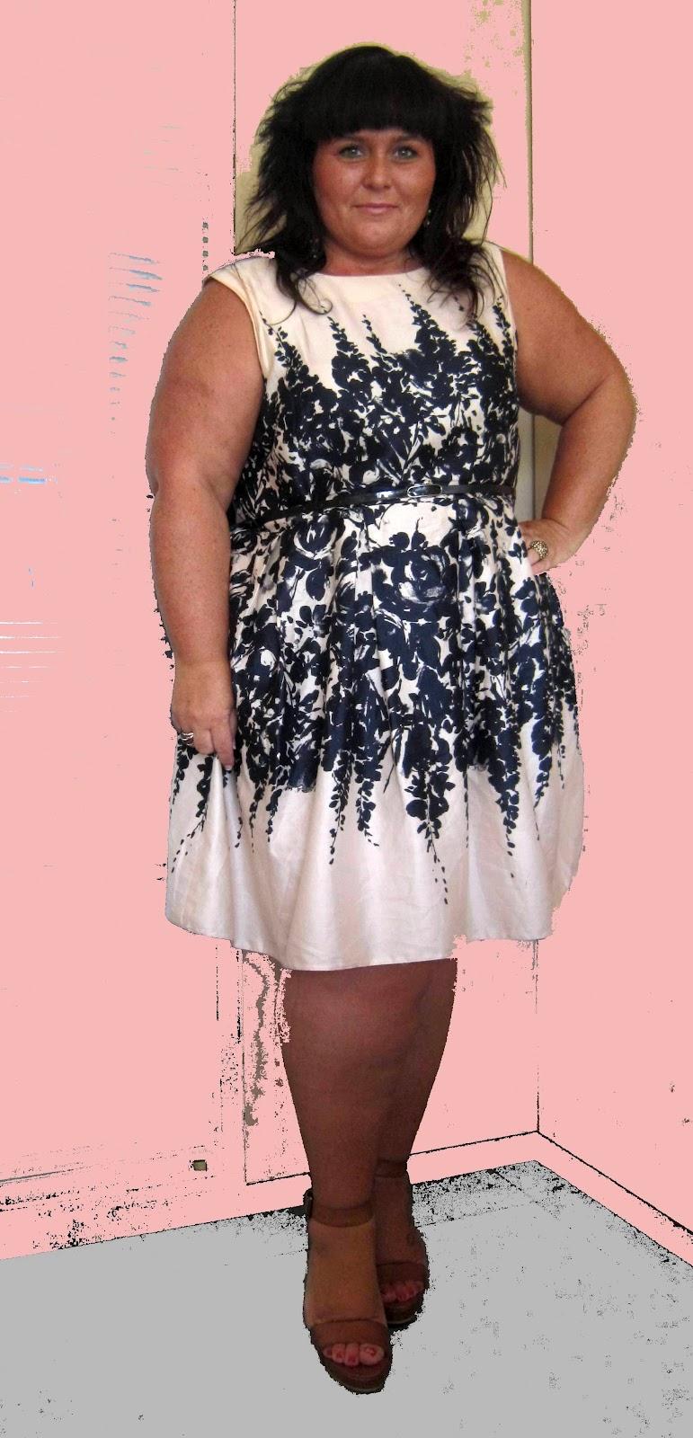 Miss Frenchy en XXL: PROM DRESS