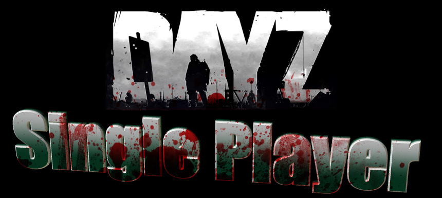 DayZ single player DaiZy
