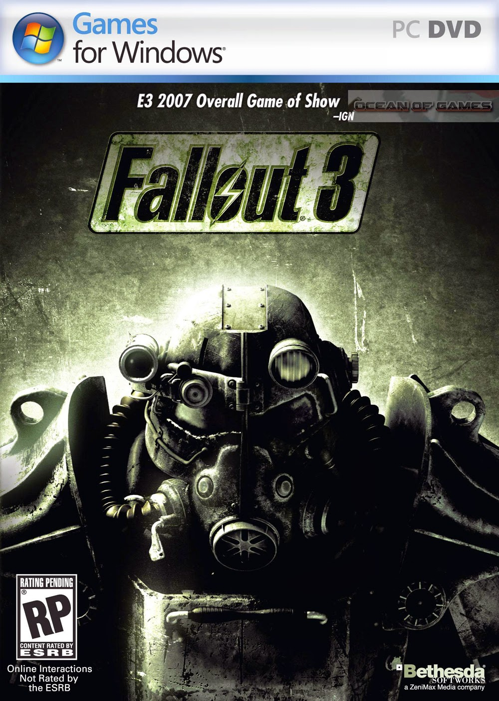 Fallout 3 gotly pc game free download