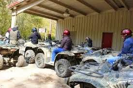 ATV fun in Pigeon Forge, Gatlinburg and the Smokies