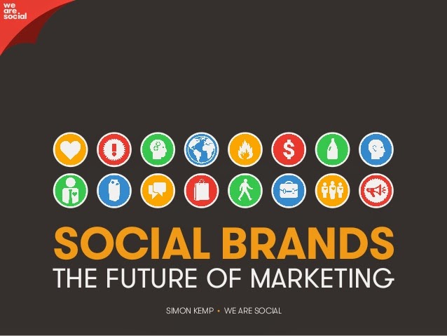 Social Brands - The future of marketing