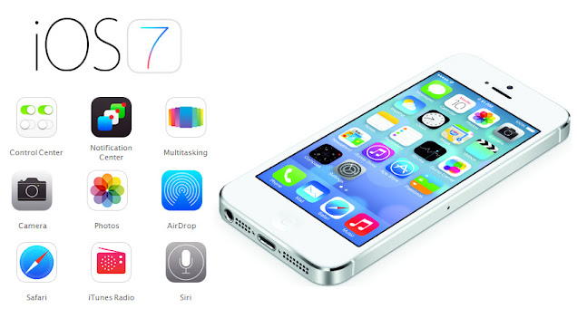 Apple iOS7 Release Date 2013 for iPhone 4/5, iPod 5G and iPad 2/3/4