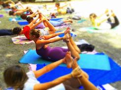 Próximo Yoga Verde -  20/02, 8h30 às 10h, no Parque Lage