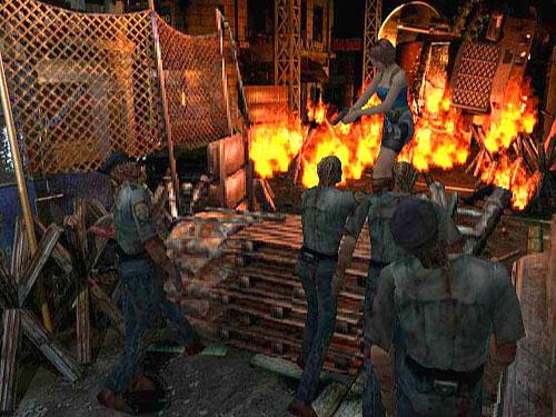 Media Portable: [PSX-EBOOT]Resident Evil 3 - Nemesis(U)