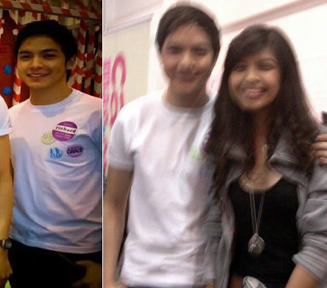 AlDub has already meet in 2010 at a Candy Fair event