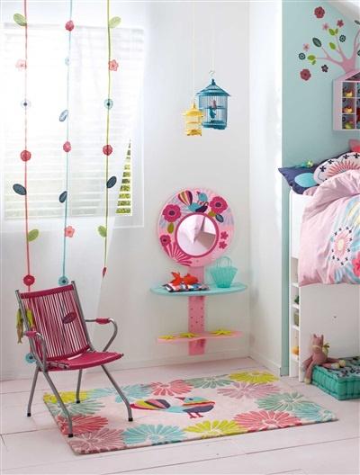 Deconi os inspiraci n para renovar su habitaci n - Vertbaudet estanterias ...
