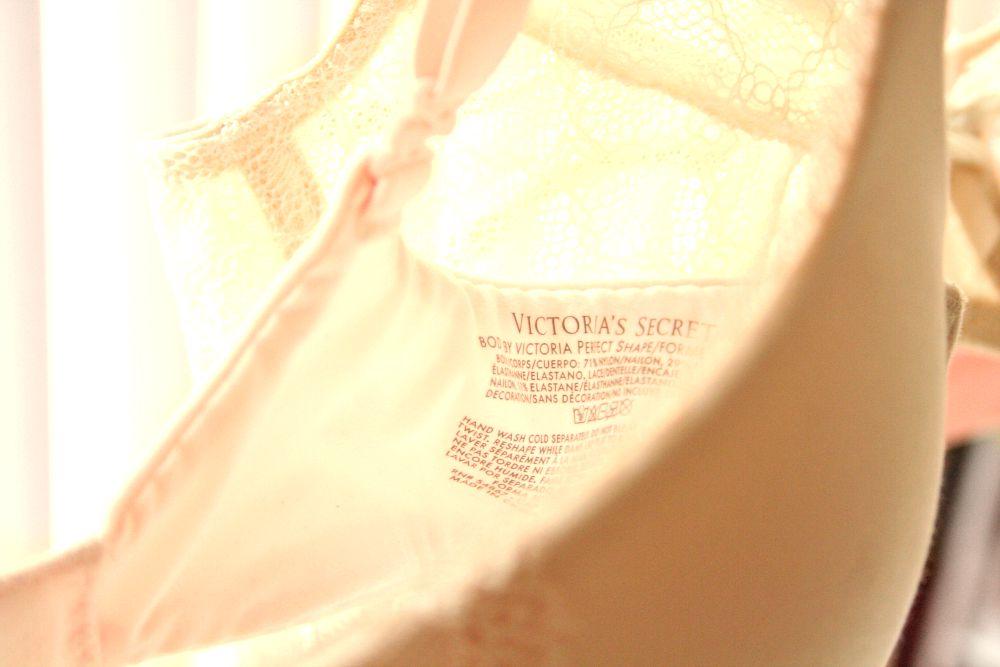 victoria's secret bra details