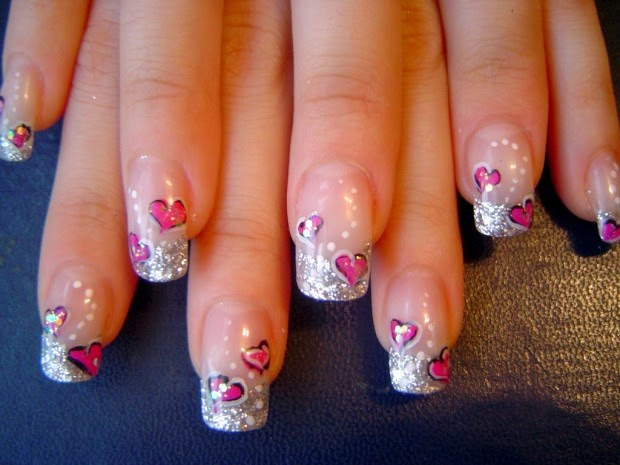 5 Latest Teenage Nail Art Design