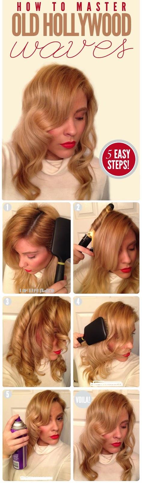 Celebrity Wavy Hair