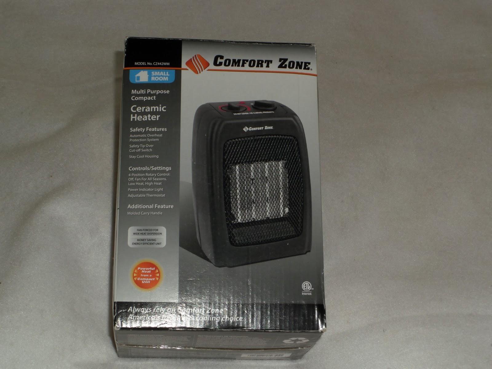 heater radiant parts comfort utility comforter infrared heaters repair zone deluxe walmart garage