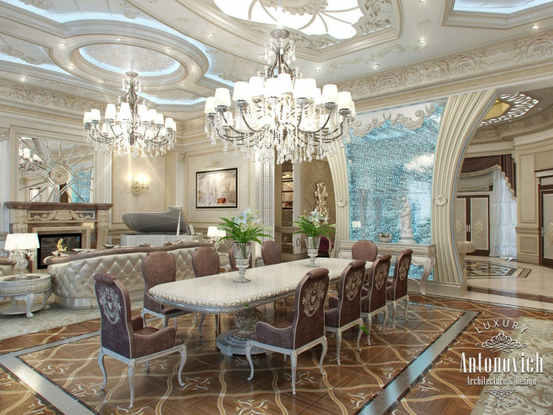 Luxury antonovich design uae interior design company luxury antonovich design Kitchen design companies uae