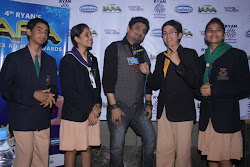 YJs with Neeraj Sridhar at 4th IAFA Jury Meet