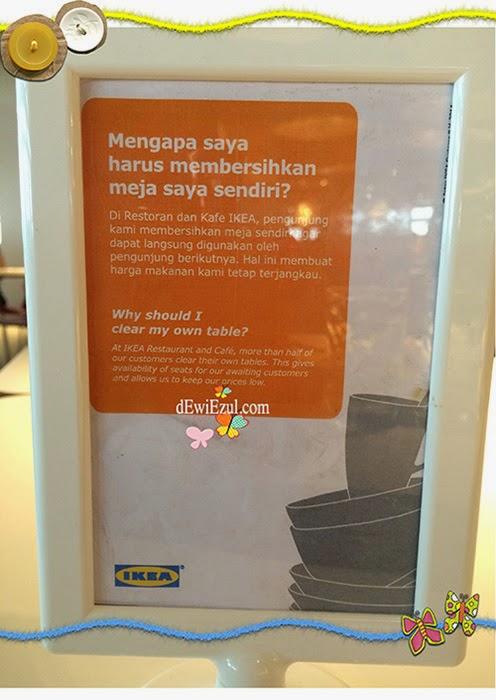 makan di IKEA Jakarta indonesia