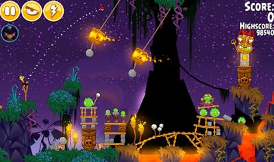 Angry Birds Seasons v5.4.1 Mod Apk Gratis Terbaru 2016