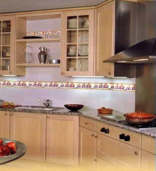 Im genes de cenefas para cocina imagui cenefas de cocina - Cenefas adhesivas cocina ...