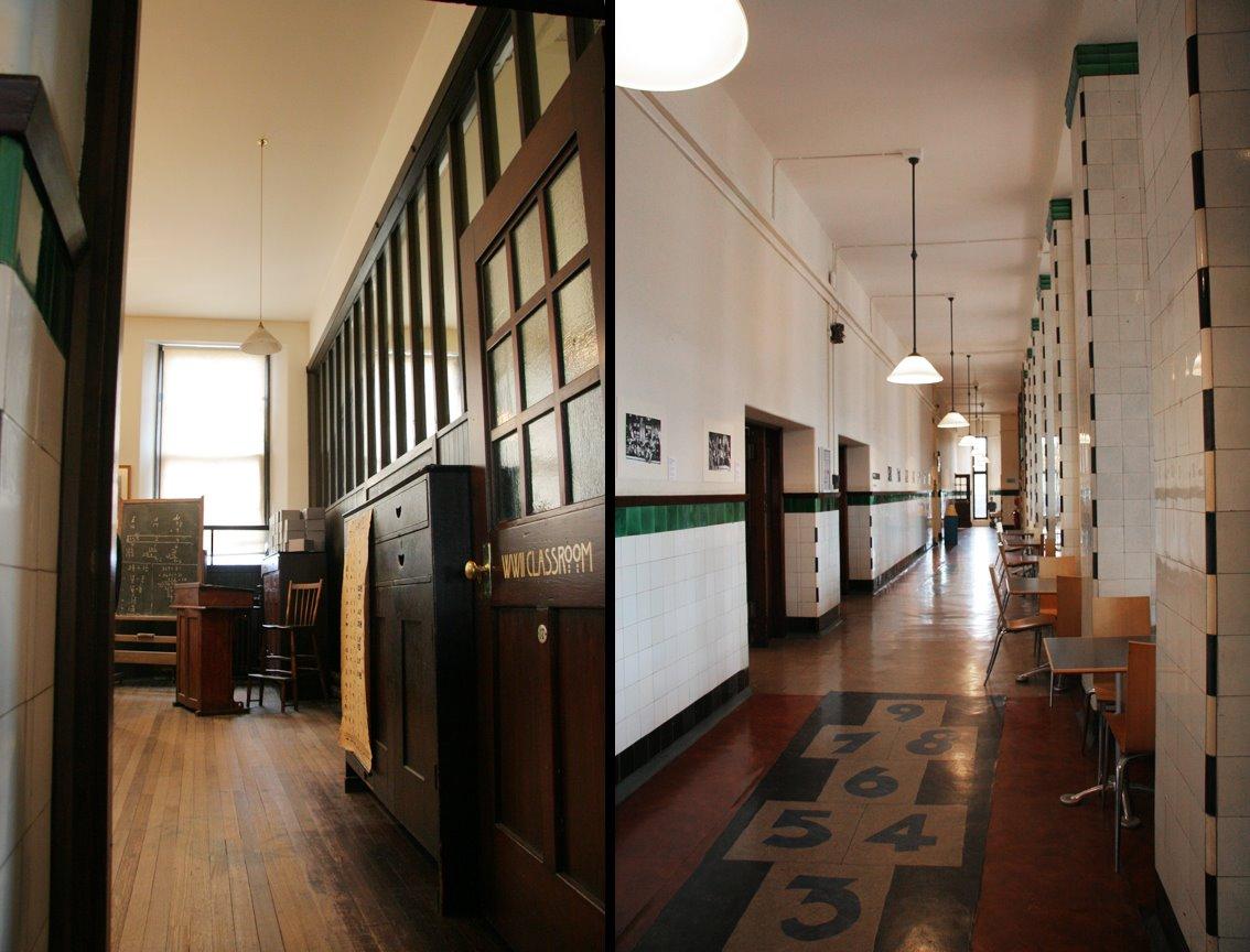Art nouveau Escuela arte 4 diseno de interiores