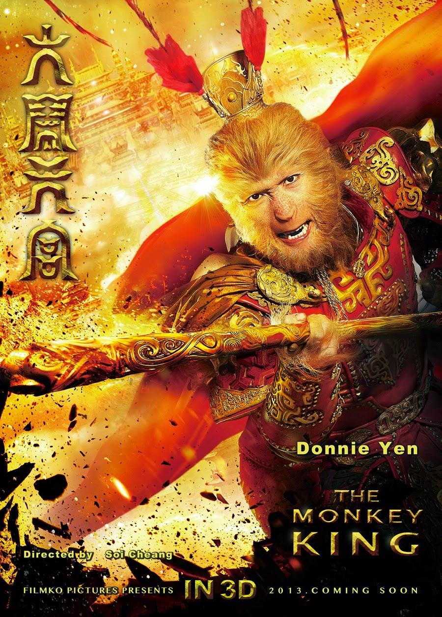 Phim Viễn Tưởng Đại Náo Thiên Cung - The Monkey King - 2014
