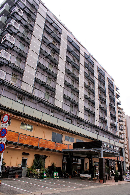 Saga City Hotel, Kyushu, Japan