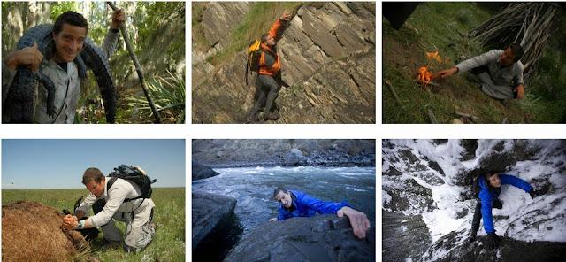 Man vs. Wild Bear Grylls Discovery Channel |Timing |Video |Watch it