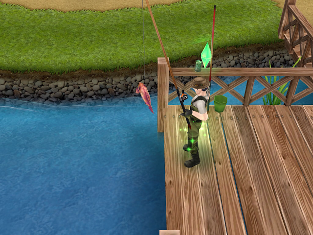 mean work: Complete Woodworking bench on sims freeplay