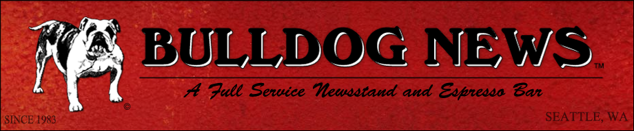 Bulldog News and Espresso, Seattle