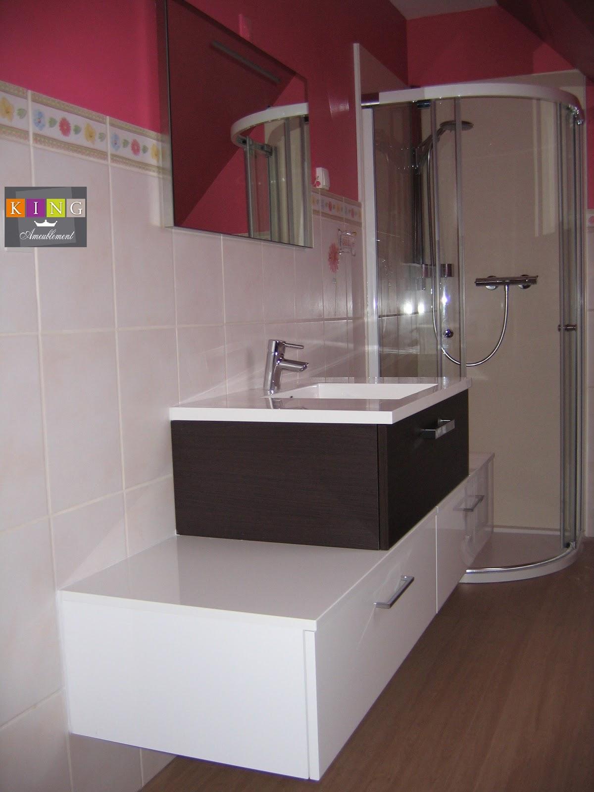 Realisations dressings cuisines salles de bains refection - Refection salle de bain ...