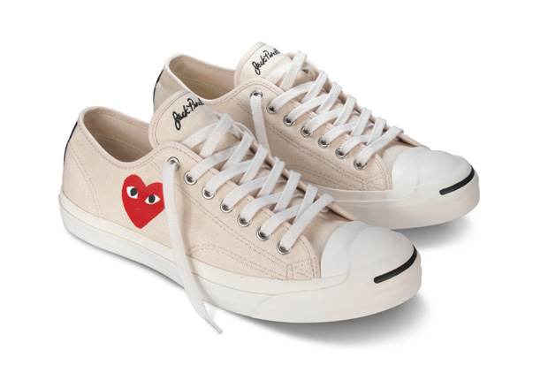 Converse x Comme des Garçons PLAY Chuck 70 Unisex Shoe ...