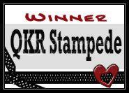 Winner QKR Stampede