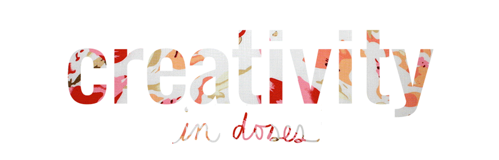 Creativity in Doses