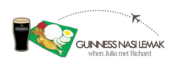 Guinness Nasi Lemak