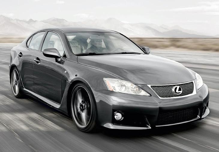 Lexus ISF