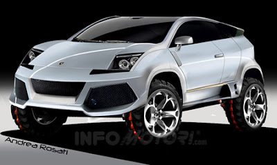 lamborghini suv - sports car - trucks