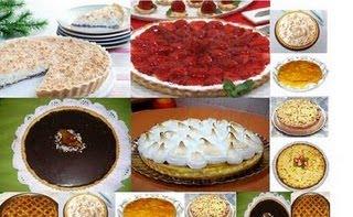 Gran variedad en tartas dulces