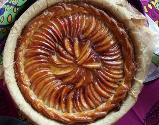 Ranskalainen omenatorttu