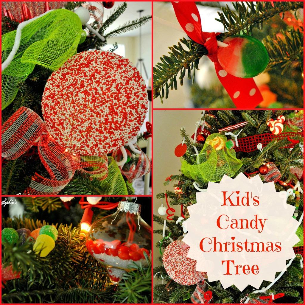 Sophia\'s: Kid\'s Candy Tree & DIY Sprinkles Ornaments