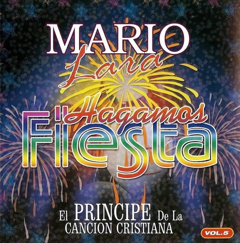 Mario Lara-Vol 5-Hagamos Fiesta-