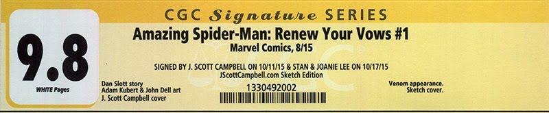 Risultati immagini per Signature Series (Yellow) CGC