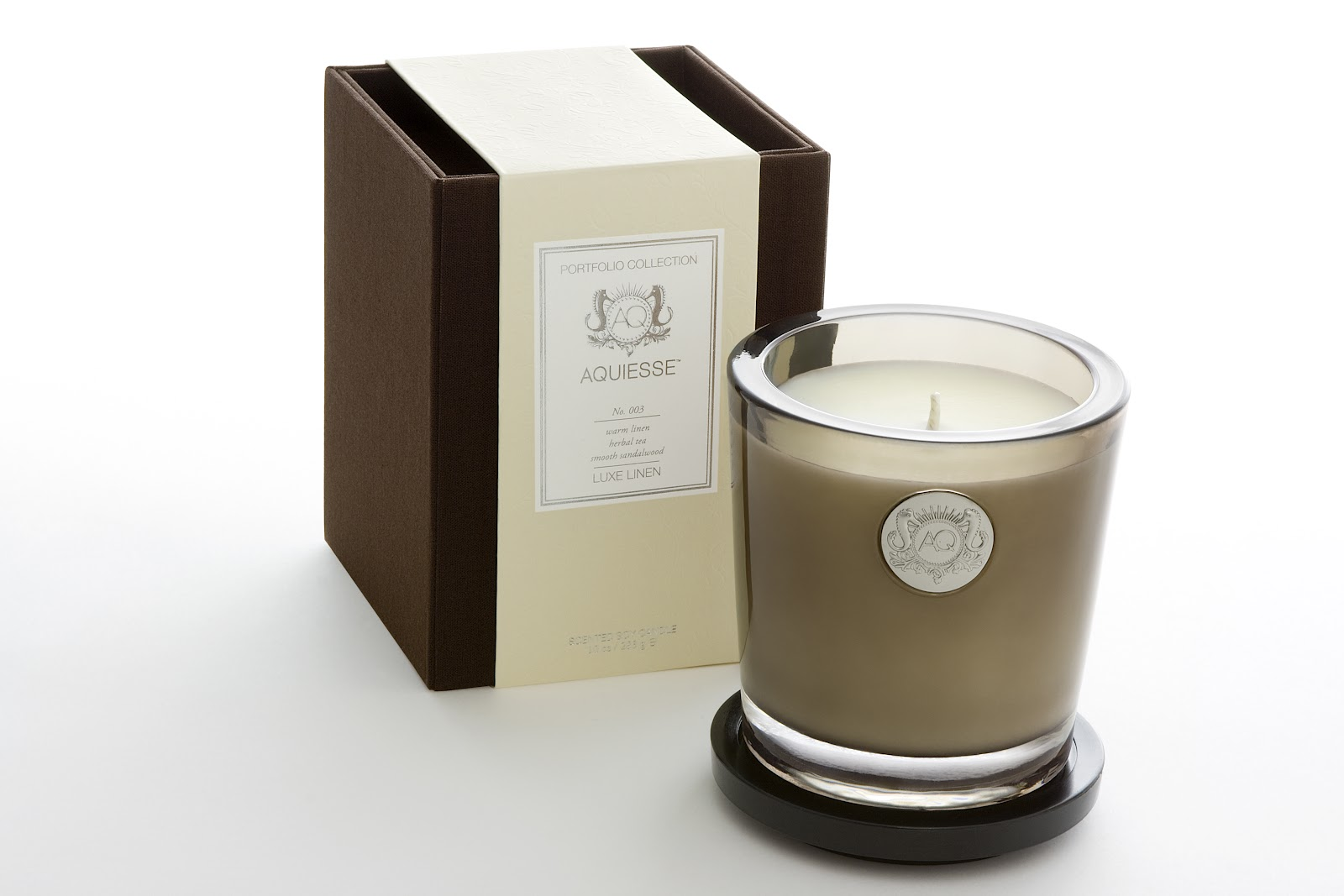 Candleinfinity candleinfinity features top brand aquiesse for Top selling candle fragrances